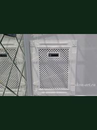 Экраны на решетки радиатора