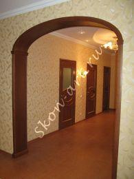 Межкомнатные арки в стиле Эллипс