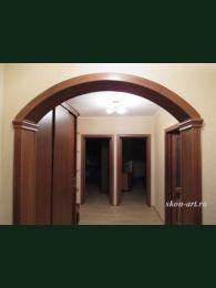 Межкомнатные арки в стиле Модерн
