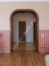 Межкомнатные арки в стиле Романтика