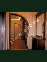 Межкомнатные арки в стиле Эксклюзива